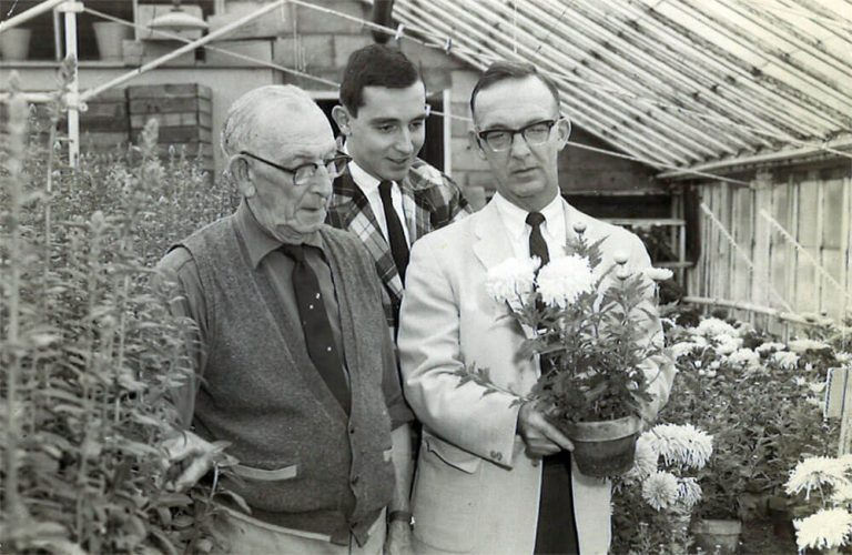 Arthur, Dennis, Edwin Norton 1960
