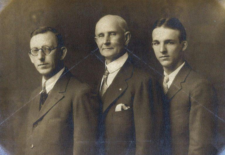 Arthur, FJ, Edwin Norton