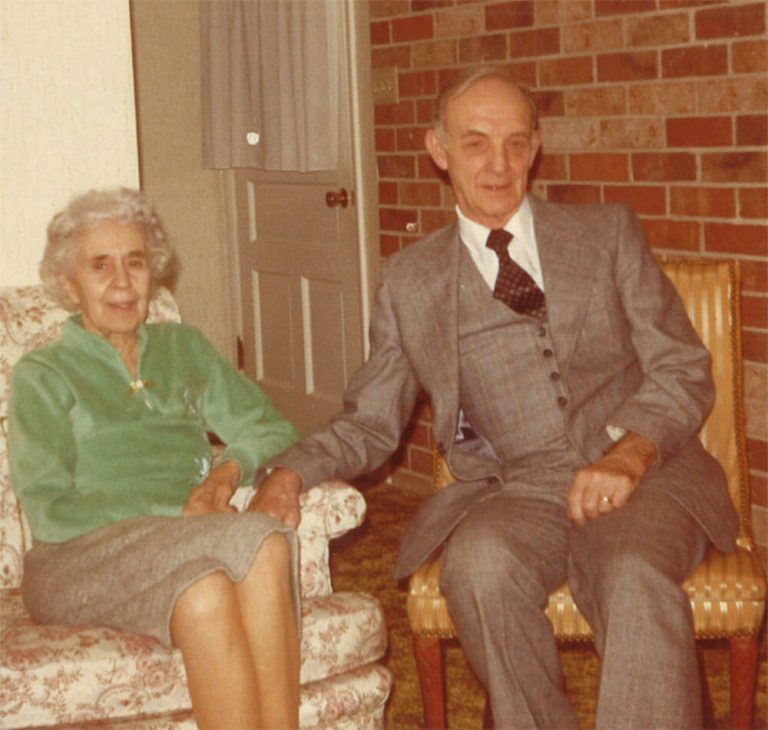 Edwin and Mirium Norton