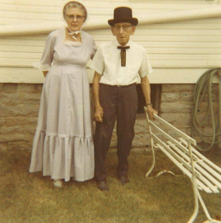 Ellen and Arthur Norton