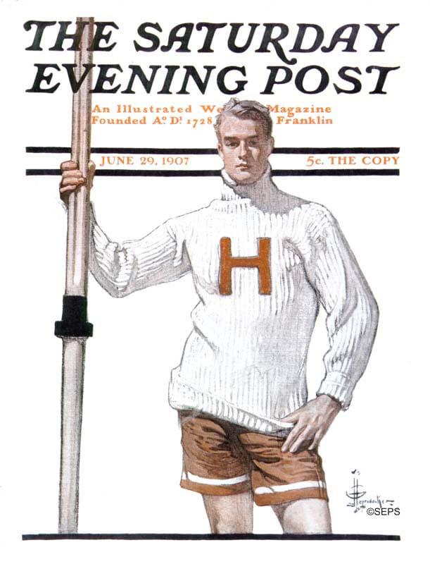 *Saturday Evening Post, June 29, 1907
