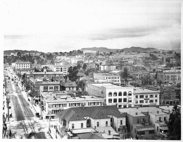 Los Angeles 1905